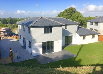 Thumbnail 4 bed detached house for sale in Trevanson Road, Wadebridge