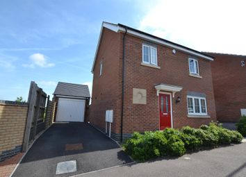 Thumbnail 3 bed detached house for sale in Roy Brown Drive, Sileby, Loughborough