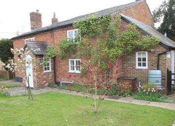 Thumbnail 4 bed detached house for sale in Eythrope Road, Stone, Aylesbury