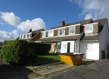 Thumbnail 7 bed semi-detached house for sale in Clifton Avenue, Plympton, Plymouth