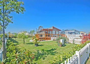 Thumbnail 2 bed property for sale in Osea Leisure Park, Goldhanger Road, Heybridge, Maldon