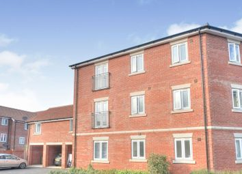 Thumbnail 2 bed flat for sale in Falcon Crescent, Norwich