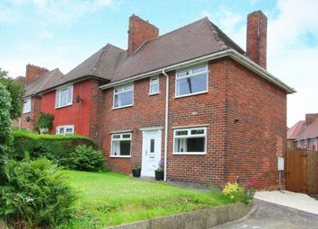 Thumbnail 3 bed semi-detached house for sale in Robin Lane, Beighton, Sheffield, South Yorkshire
