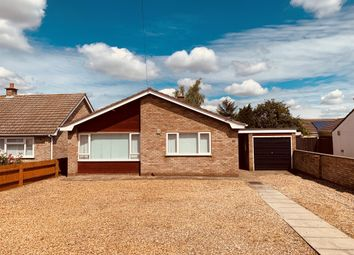 Thumbnail 3 bed detached bungalow for sale in Bassenhally Road, Whittlesey, Peterborough