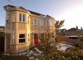 Thumbnail Semi-detached house for sale in Milton Avenue, Bath, Somerset