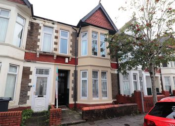 Thumbnail 4 bed terraced house for sale in Newfoundland Road, Heath, Cardiff