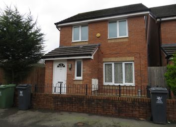 3 bed detached house for sale in Rogerstone Close, St. Mellons, Cardiff CF3