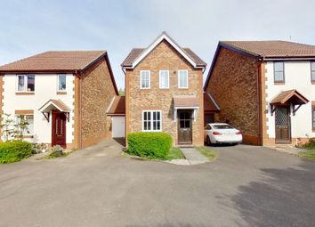 Thumbnail 3 bed link-detached house for sale in Smithy Drive, Kingsnorth, Ashford, Kent