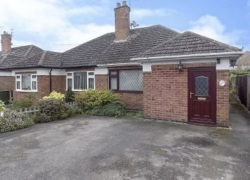 Thumbnail 2 bed semi-detached bungalow for sale in Briar Gate, Long Eaton, Nottingham