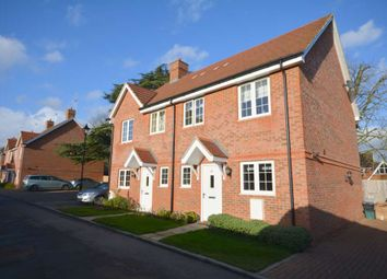 Thumbnail 3 bed semi-detached house for sale in Brudenell Close, Amersham