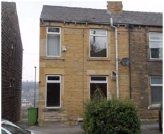 Thumbnail 2 bed terraced house to rent in Batley, Bromley Street