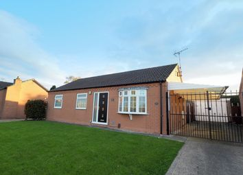Thumbnail 2 bed detached bungalow for sale in Greenacre, Stanton Hill, Sutton-In-Ashfield