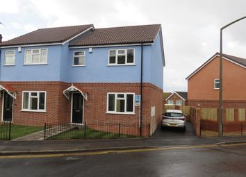 Thumbnail 3 bedroom semi-detached house for sale in Bilhay Lane, West Bromwich