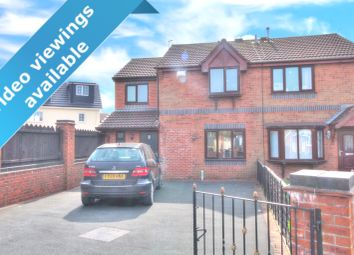 Thumbnail 4 bed semi-detached house for sale in Innis Avenue, Newton Heath, Manchester