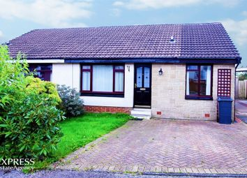 Thumbnail 2 bed semi-detached bungalow for sale in Hazelfield Close, Dumfries