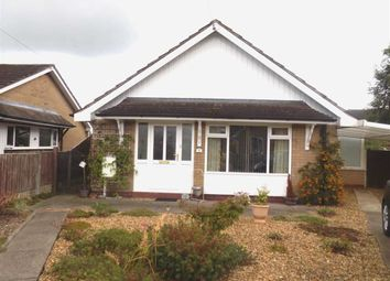 Thumbnail 2 bed detached bungalow for sale in Brookside Drive, Endon Stoke On Trent, Staffordshire