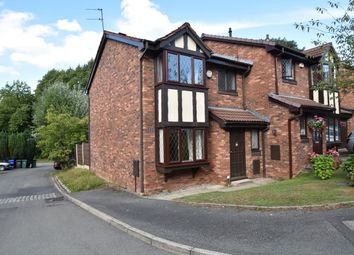 Thumbnail 3 bed semi-detached house for sale in Hamilton Close, Prestwich, Manchester