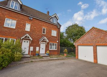 Thumbnail 3 bed town house to rent in Gibbards Close, Sharnbrook, Bedford