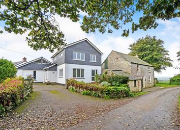 Thumbnail 4 bed detached house for sale in St Tudy, Bodmin, Cornwall