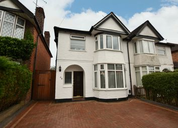 3 bed semi-detached house for sale in Olton Road, Shirley, Solihull B90