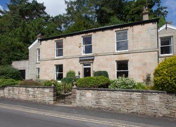 Thumbnail 4 bed detached house for sale in Reservoir Road, Whaley Bridge, Derbyshire