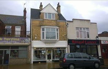 Thumbnail Retail premises for sale in 163 Queen Street, Withernsea
