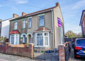 Thumbnail 3 bed semi-detached house for sale in Park Road, Kempston