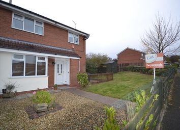 Thumbnail 2 bedroom mews house to rent in Cresswell Avenue, Newcastle-Under-Lyme