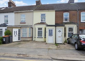 Thumbnail 3 bed terraced house for sale in Houghton Road, Dunstable