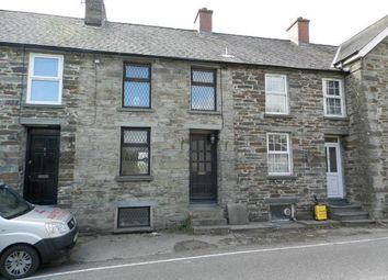 Thumbnail 2 bedroom terraced house for sale in Llechryd, Cardigan