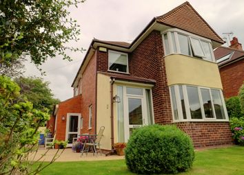 Thumbnail 3 bed detached house for sale in Harby Avenue, Mansfield Woodhouse, Mansfield
