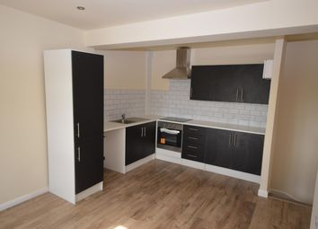 Thumbnail 1 bed flat to rent in Hallam Close, Littlethorpe