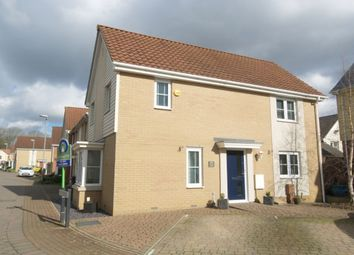Thumbnail 3 bedroom detached house for sale in Solario Road, Queens Hills, Norwich