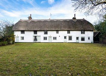 Thumbnail 4 bed detached house for sale in Church End, Henham, Bishop's Stortford