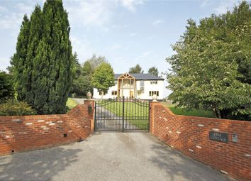 Thumbnail 5 bed detached house for sale in School Lane, Burwardsley, Chester