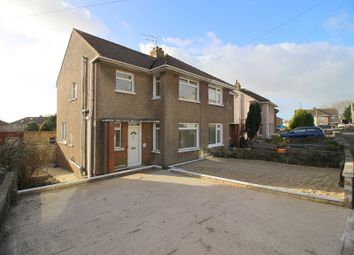 Thumbnail 3 bed semi-detached house for sale in Ashgrove, Bryntirion, Bridgend.