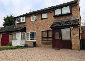 Thumbnail 3 bedroom semi-detached house for sale in Oak Close, Hartwell, Northampton