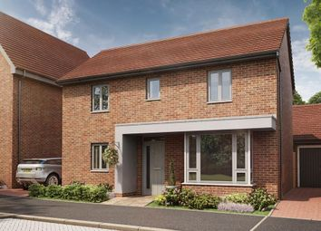 "Thumbnail 3 bedroom detached house for sale in ""Holly"" at Hedgers Way, Kingsnorth, Ashford"