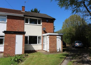 Thumbnail 2 bed semi-detached house for sale in Chadwick Avenue, Birmingham