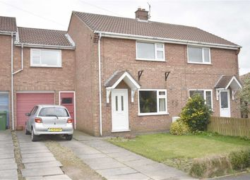 Thumbnail 3 bed semi-detached house for sale in Constable Road, Hunmanby, Filey