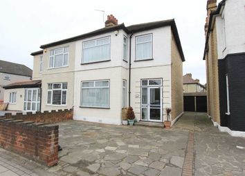 Thumbnail 3 bed semi-detached house for sale in Green Lane, Seven Kings, Essex