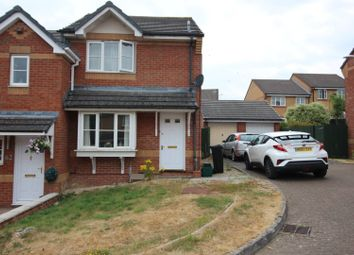 Thumbnail 2 bed semi-detached house for sale in Old England Way, Peasedown St. John, Bath
