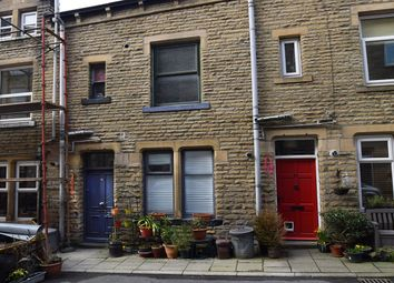 Thumbnail 3 bed terraced house to rent in Edward Street, Hebden Bridge