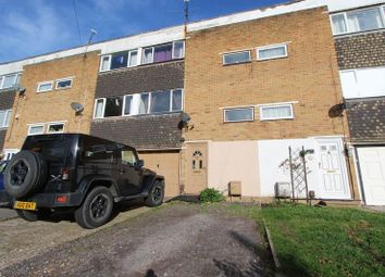 Thumbnail 4 bed town house for sale in Edelvale Road, West End Park, Southampton