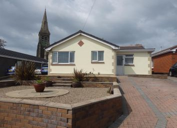Thumbnail 5 bed detached bungalow for sale in St. Marys Rise, Burry Port