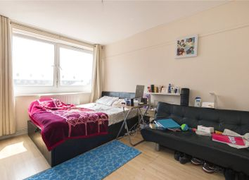 Thumbnail 2 bed flat for sale in Nashe House, Burbage Close, London