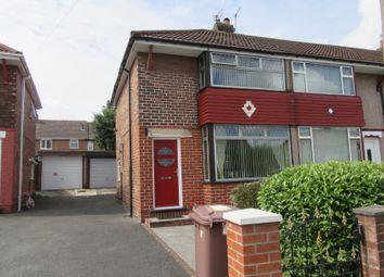 Thumbnail 2 bed end terrace house for sale in Longton Lane, Rainhill