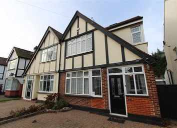 Thumbnail 4 bed semi-detached house to rent in Marlborough Road, Southend On Sea, Essex