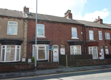 Thumbnail 2 bed terraced house for sale in Queen Street, Normanton