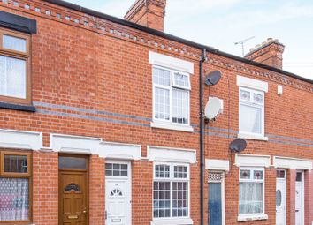 Thumbnail 5 bed terraced house for sale in Cottesmore Road, Leicester